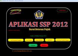 Aplikasi SSP